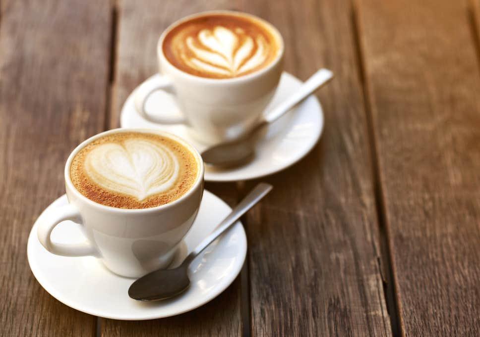 Coffee & Fellowship - blah blah blah