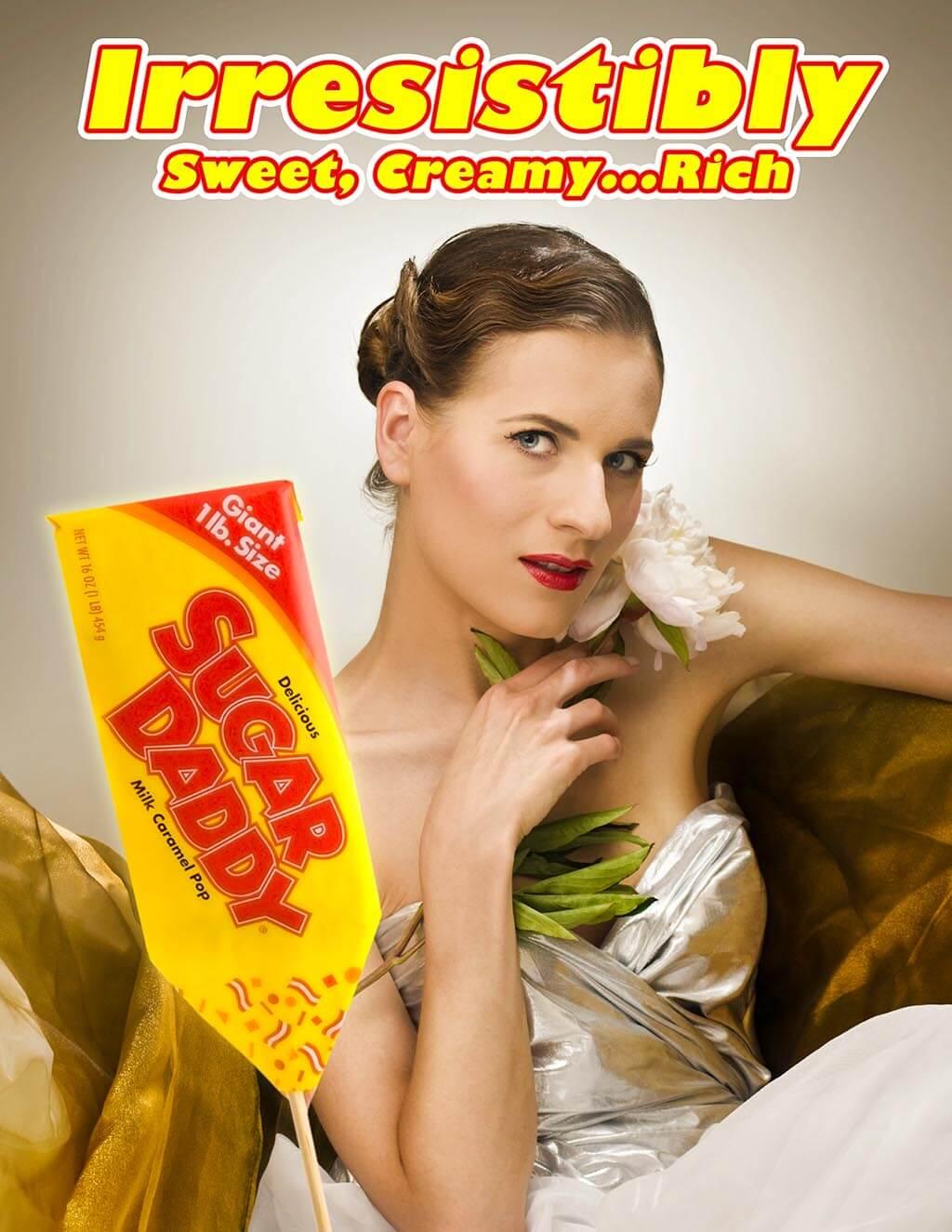 Sugar Daddy Spec Ad