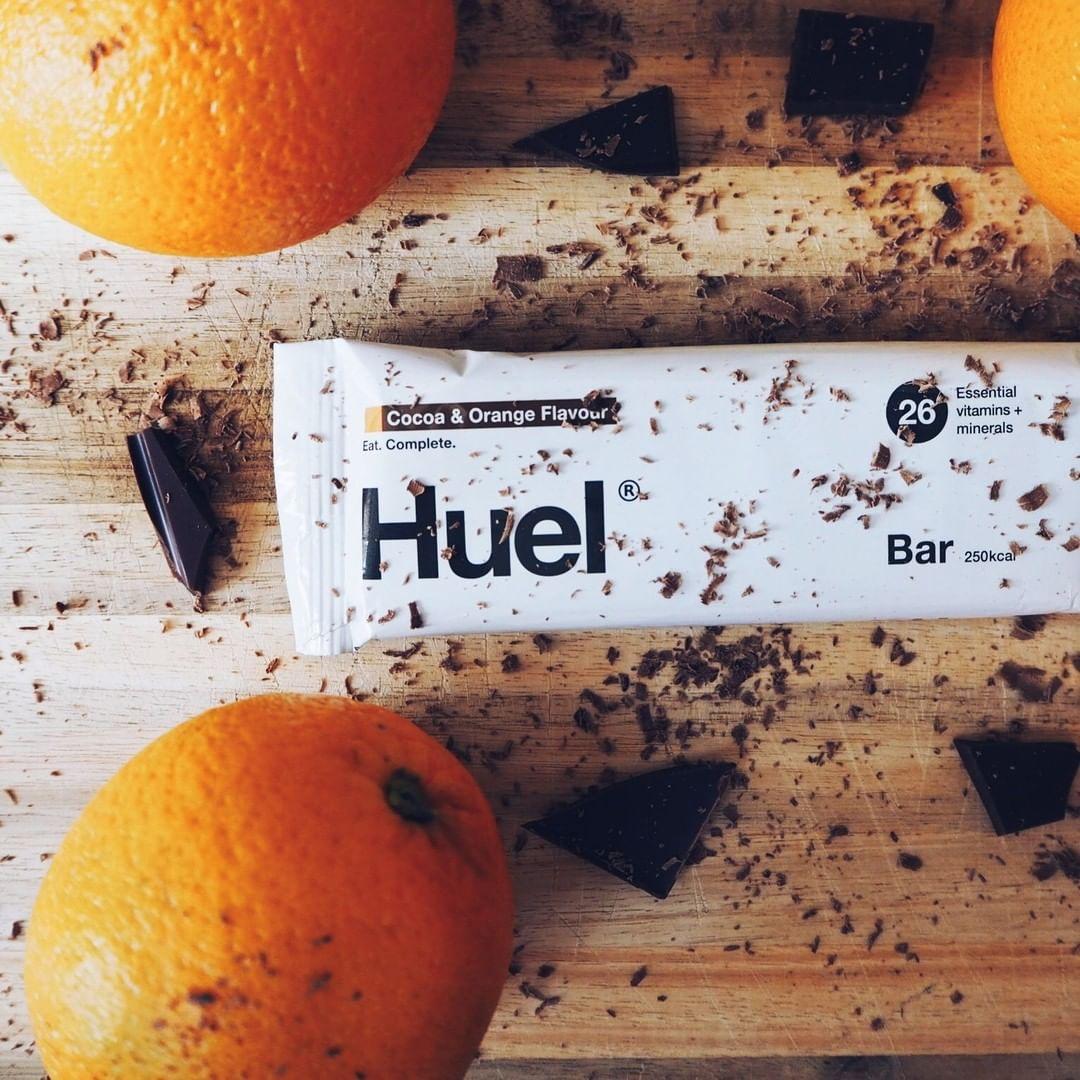 Huel Bar Review - We review the convenient bar form of Huel.