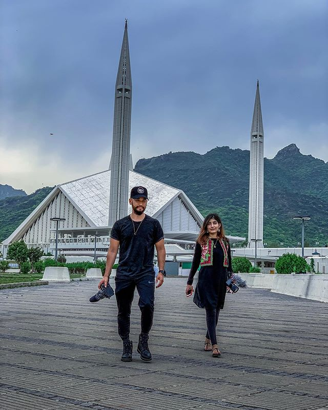 Bossin' in Islamabad with @anushaesays and the whole @cpicglobal Pak Tour team in the 1st episode of the Pakistan series. If you hadn't had a chance to check it out yet head on over to the bio and click the link there! I can't say it enough… But, thank you so much for all the love and comments you guys are leaving over there. It's really amazing to see and I truly appreciate you taking the time. Much love. - - - - - #cpicpaktour2019 #pakistan #travelbeautifulpakistan #travelblogger #passionpassport #photography #travel #travelphotography #travelgram #traveller #instatravel #canon #islamabad #city #wednesday #camera #adventure #instatravel #igtravel #adventuretime #travelblog #travelblogger #travelphoto #wanderlust #adventure #traveling #travelling #travellife