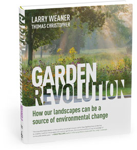 Garden Revolution - I have been hearing Larry Weaner speak for many years, and I am delighted to find that this book captures the essence of his work as a forward-thinking designer who is not afraid to experiment and share his results.