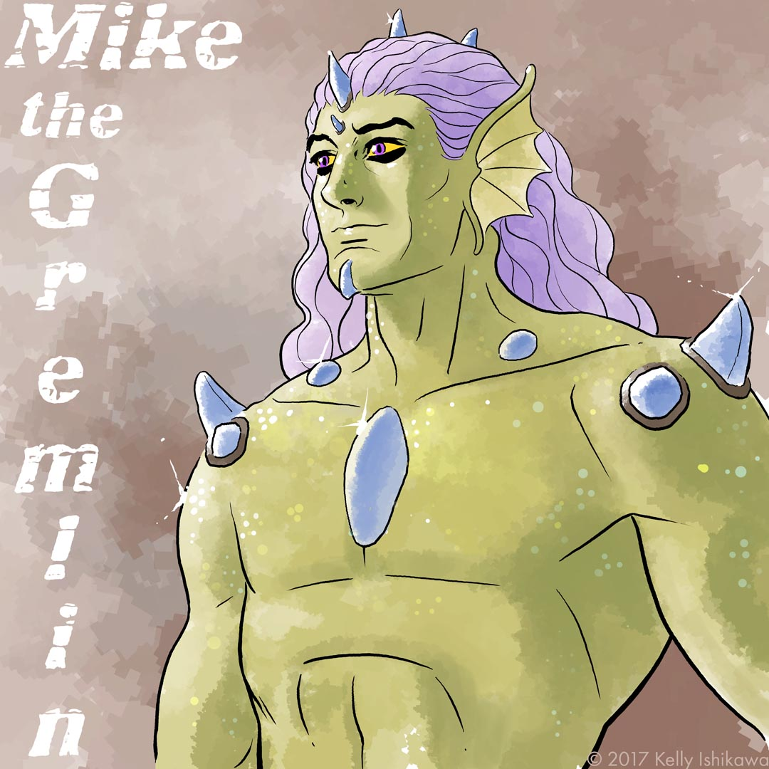 Mike the Gremlin