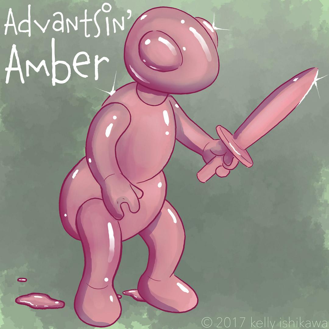 Advancin' Amber