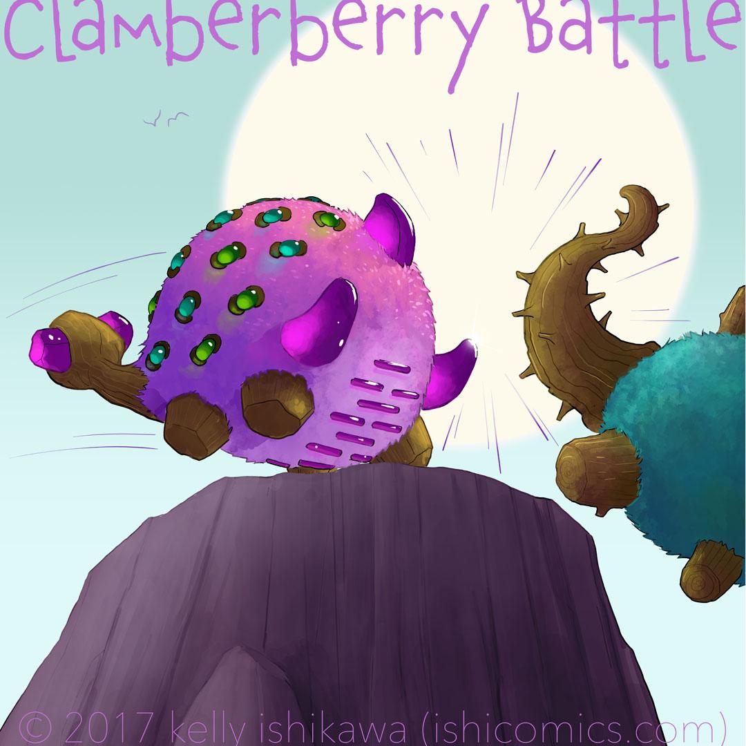 Clamberberries