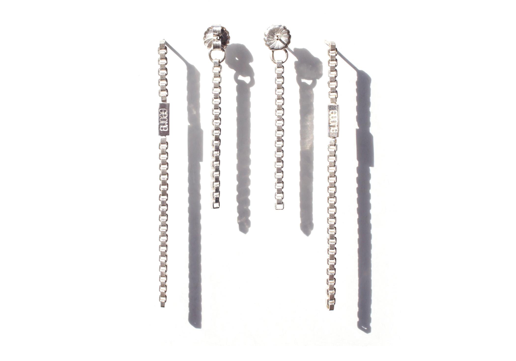 Chain Earring -