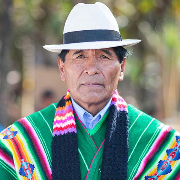 AYMARA FROM BOLIVIA