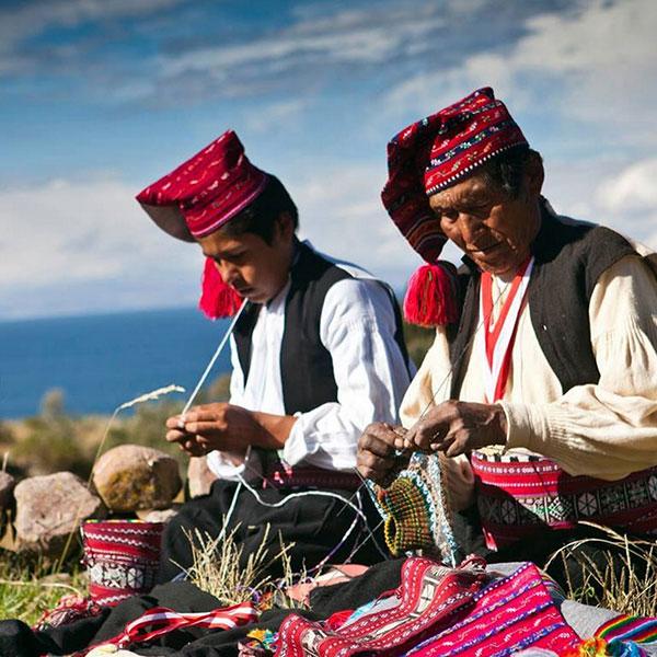 WANKA FROM PERU