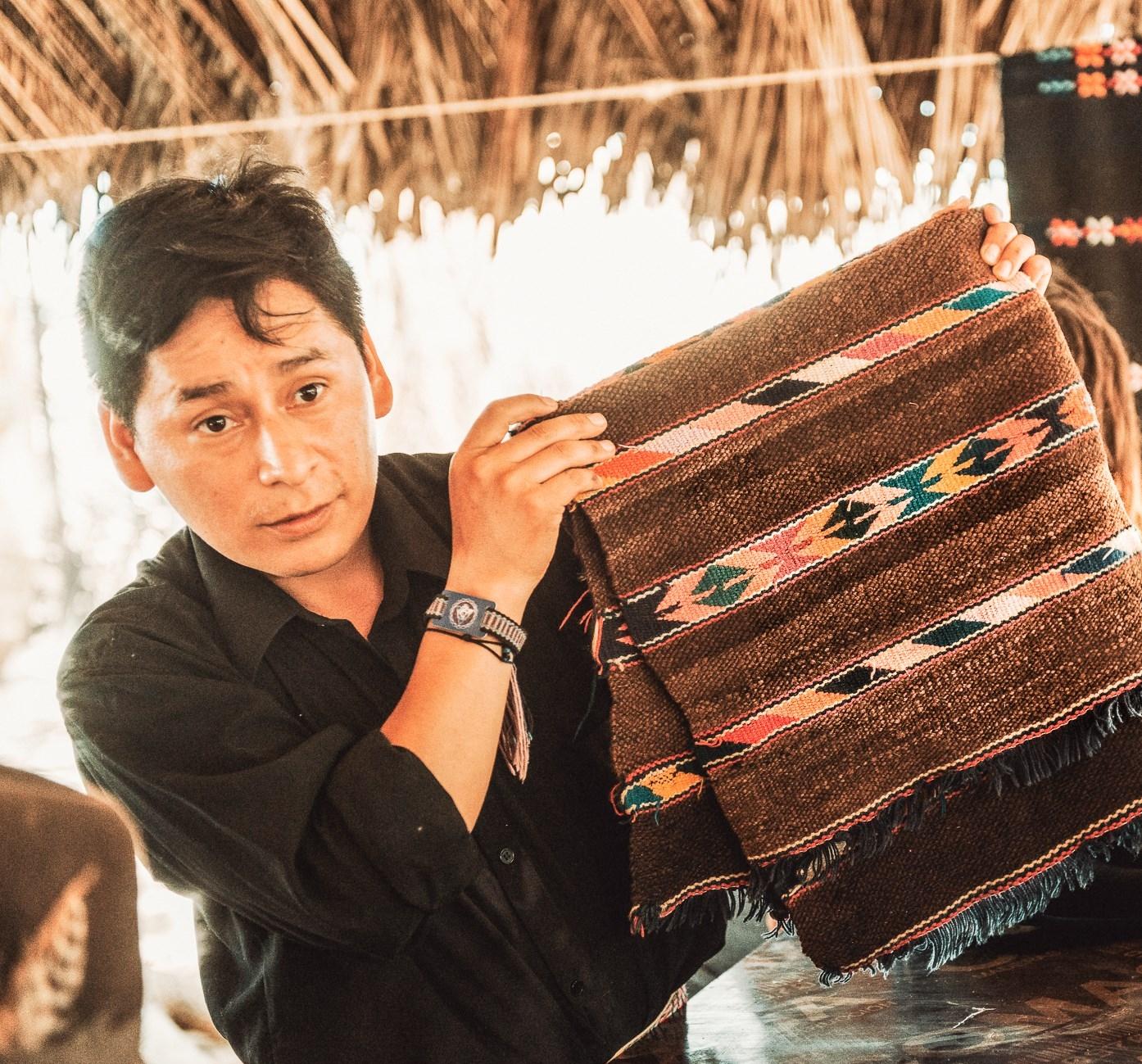 CHANKA FROM PERU