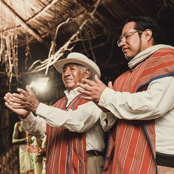 QUITU KARA FROM ECUADOR