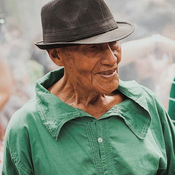 KUNA FROM PANAMA