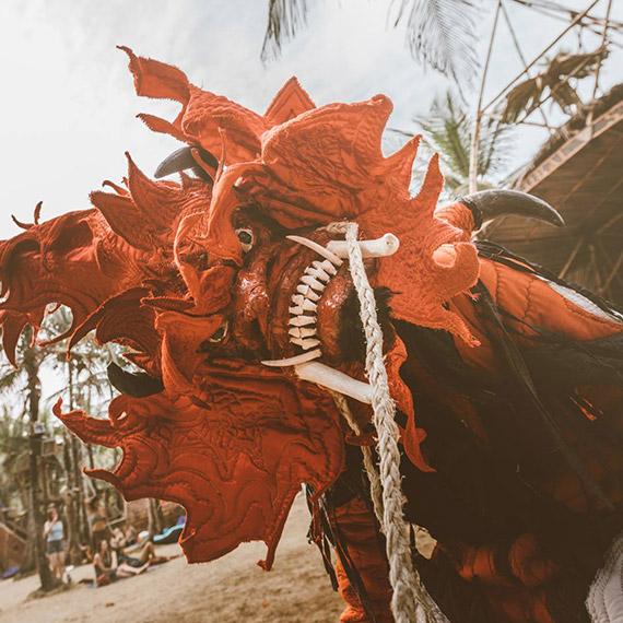 "AFRO-PANAMANIAN ""CONGOS"" ETHNICITY FROM PANAMA"