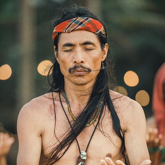 IFUGAO FROM THE PHILIPPINES