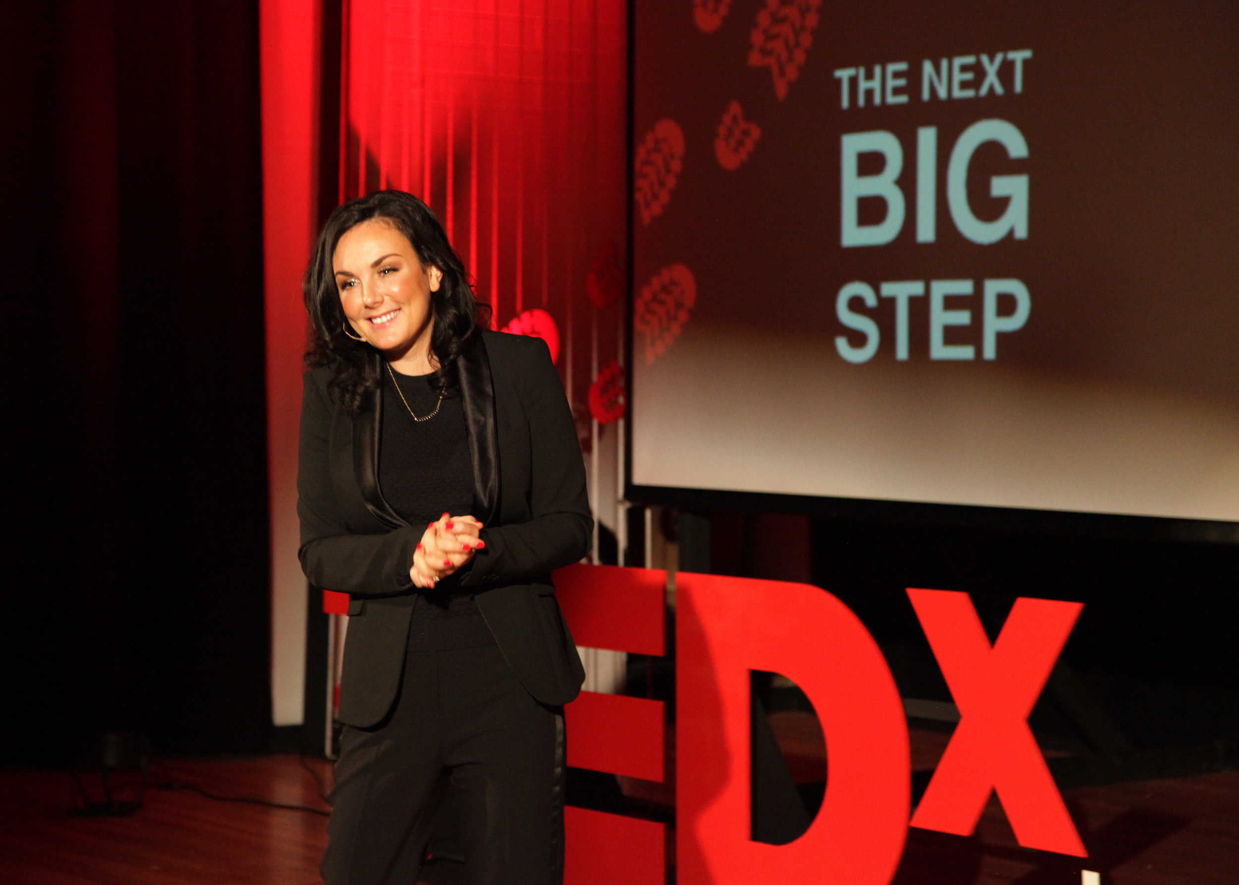 Tara Clark @ TEDx Langara College