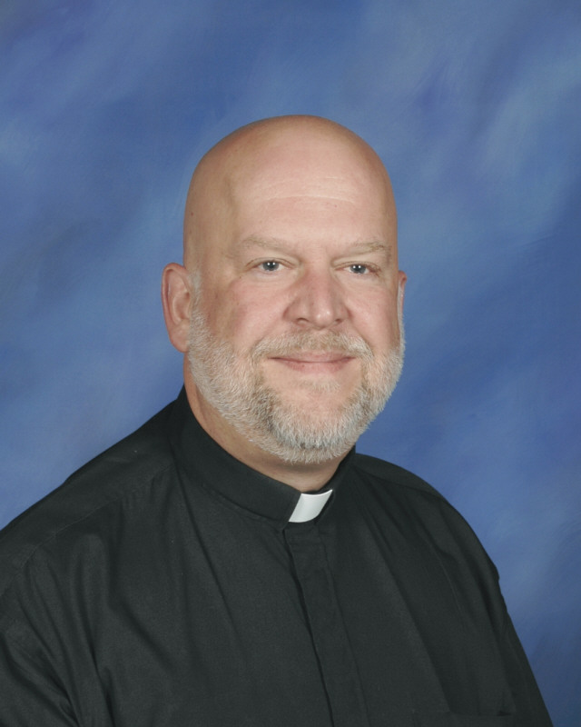 Father Matt Eyerman   Pastor