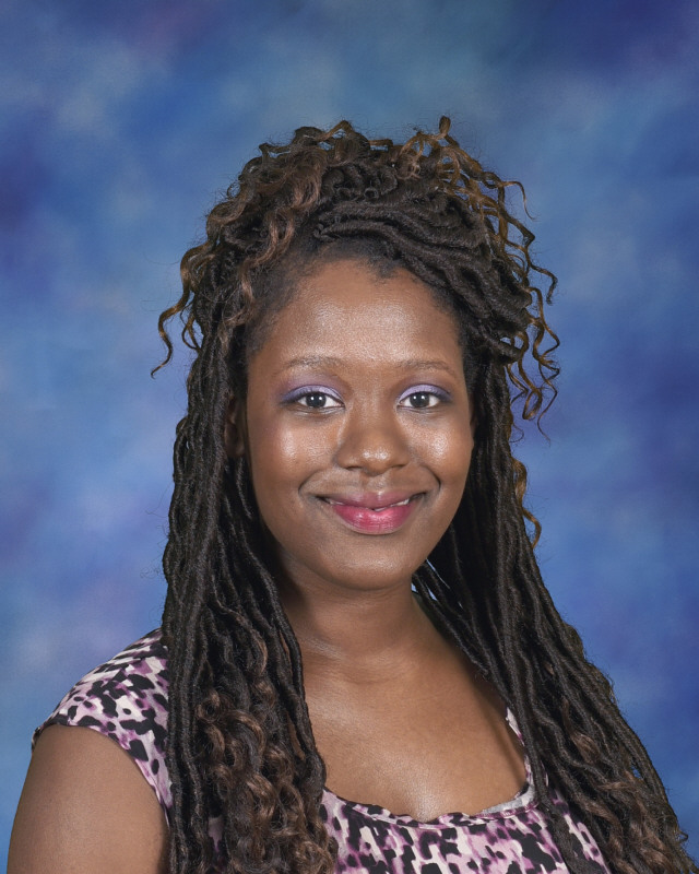 Zemaria Jeanty   7th/8th Math Teacher