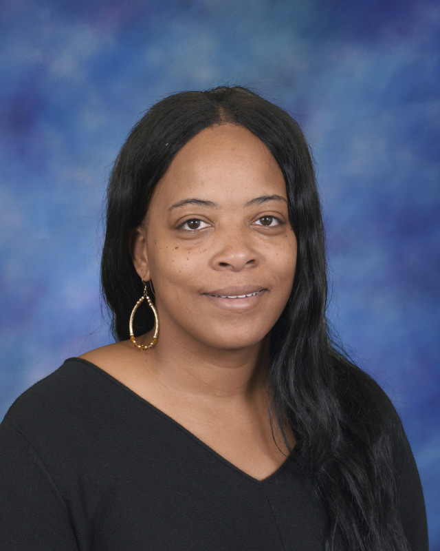Tiffanie Pointer   5th-8th Teacher Assistant