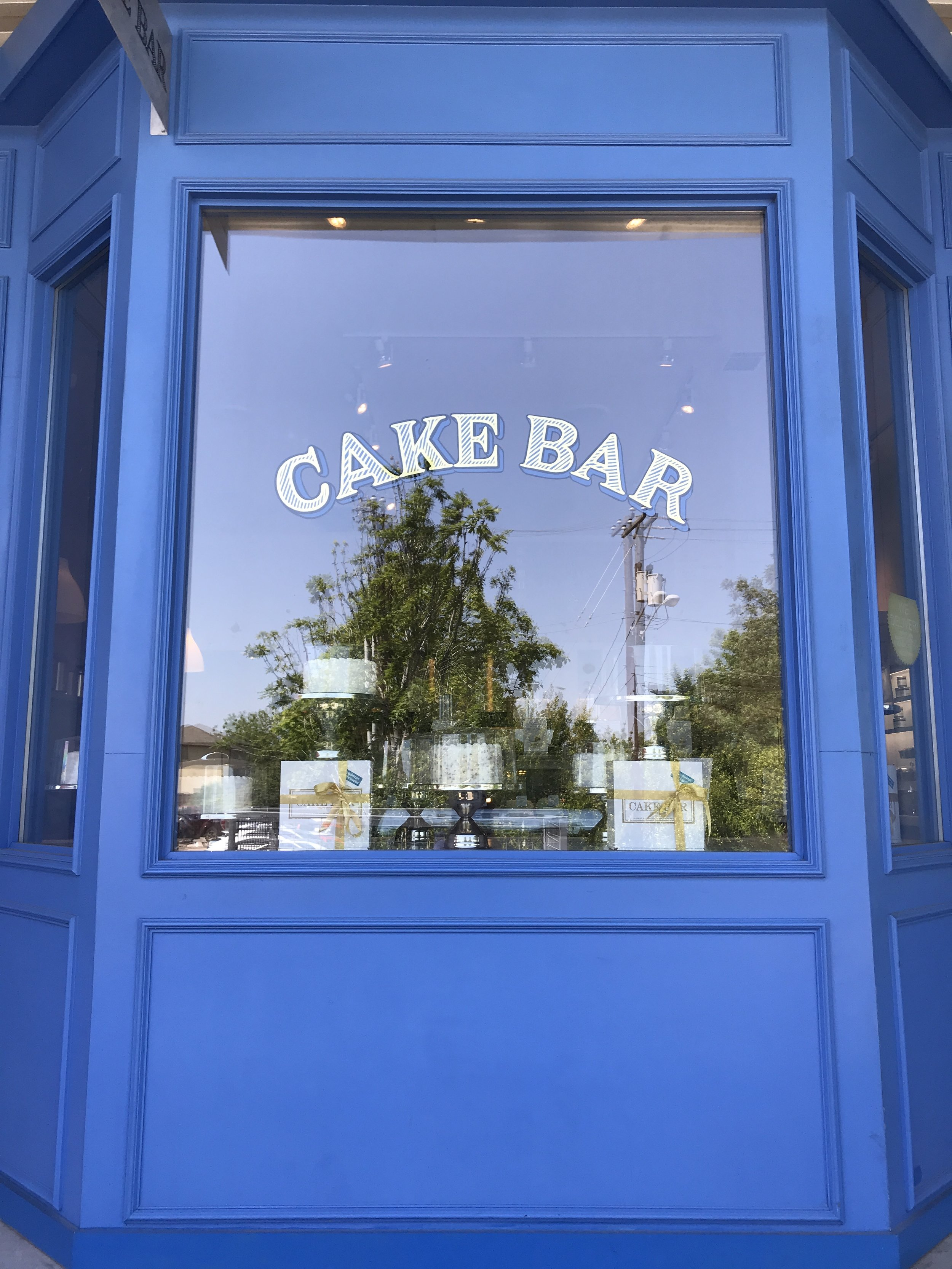 The Cake Bar offers a wide range of delicious cakes in various sizes.