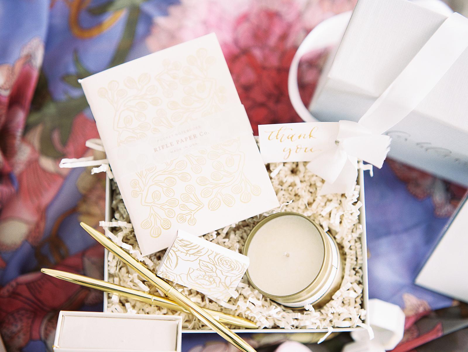 Gift box from  Foxblossom .