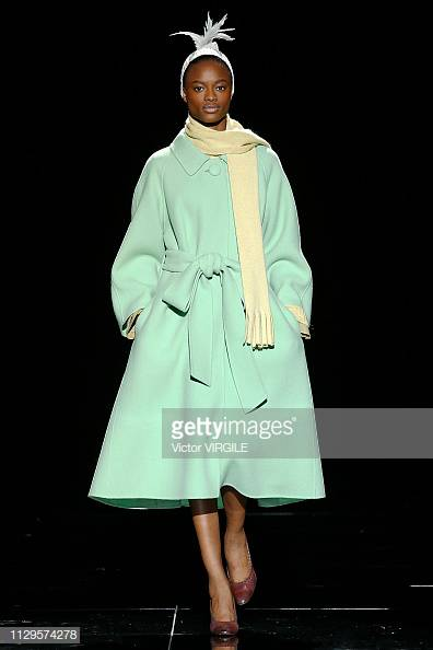 Marc Jacobs''s Fall 2019 show. Photo credit: Getty.