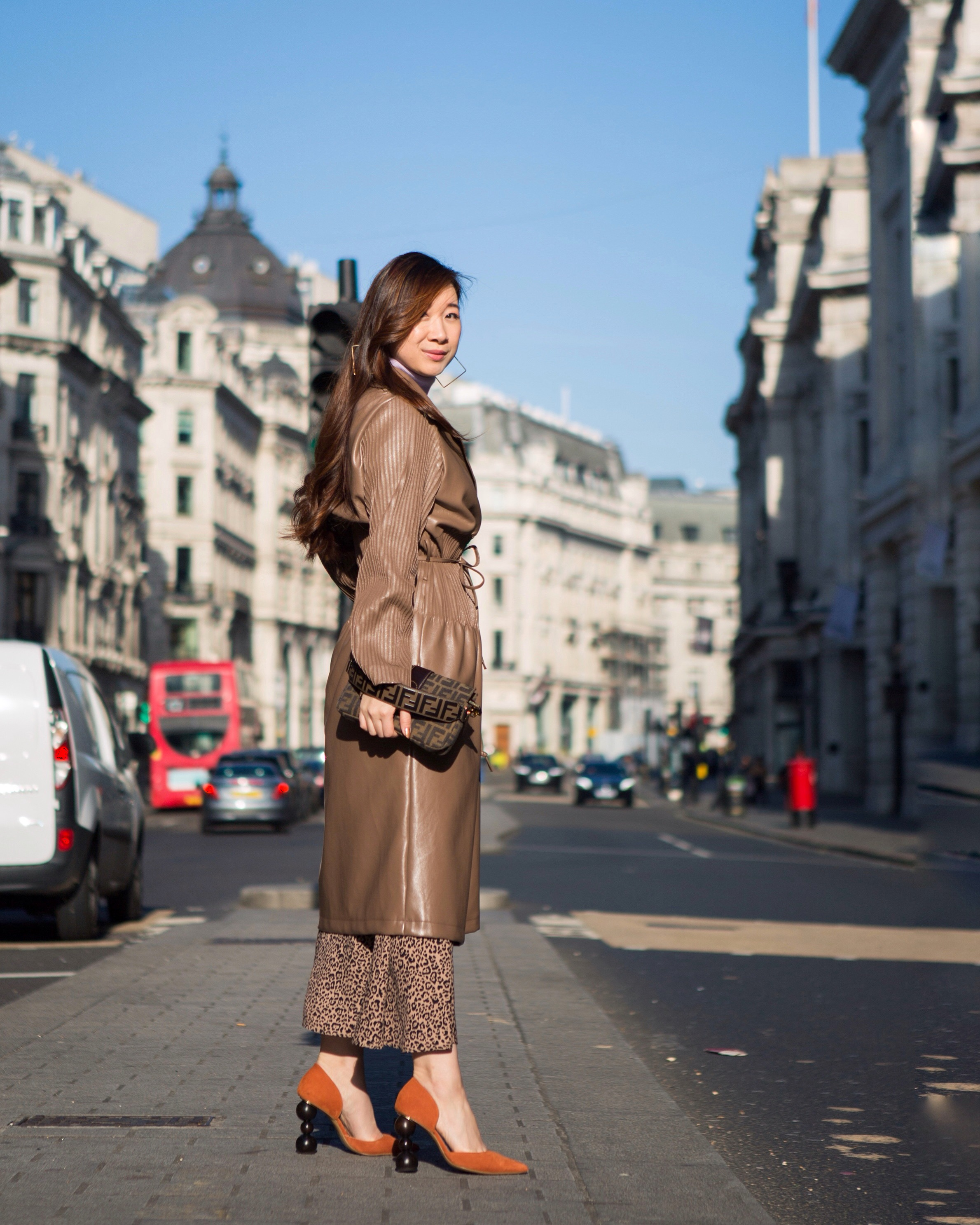 My last day at LFW. Photos by  @lucy_aliceb .