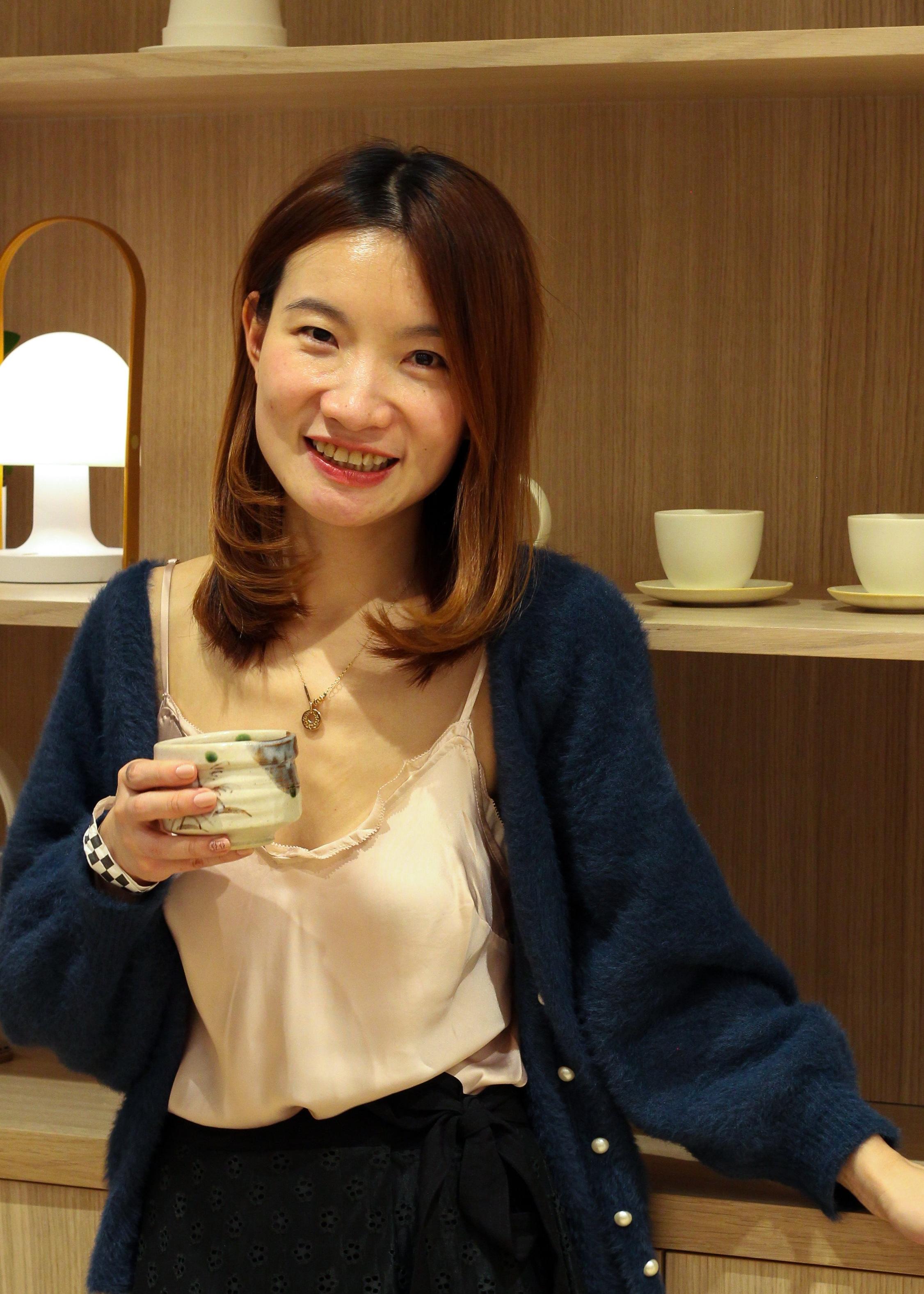 Amy Lin, founder of sundays. Photo: Courtesy of sundays.