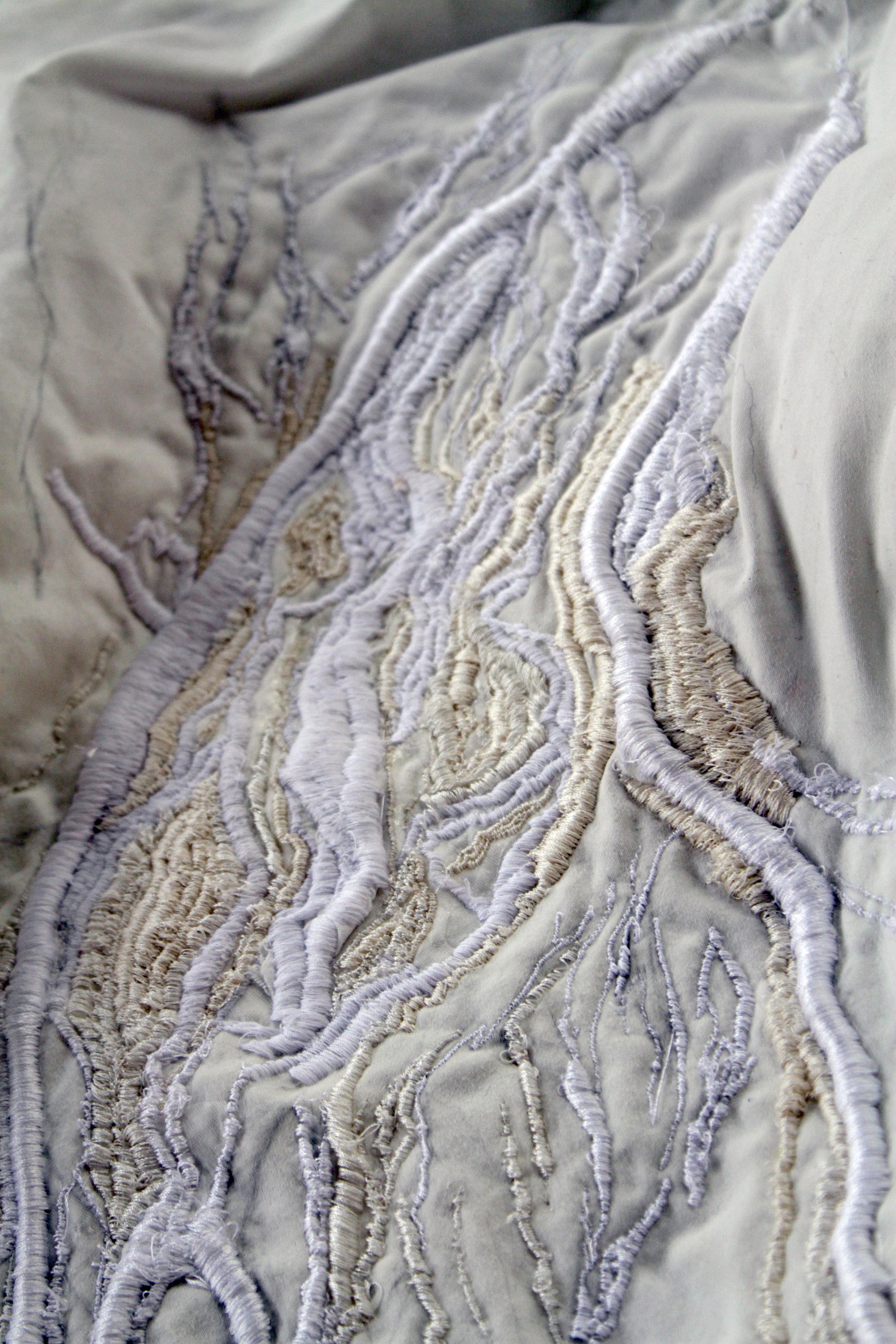 Detail of Back Sleeper