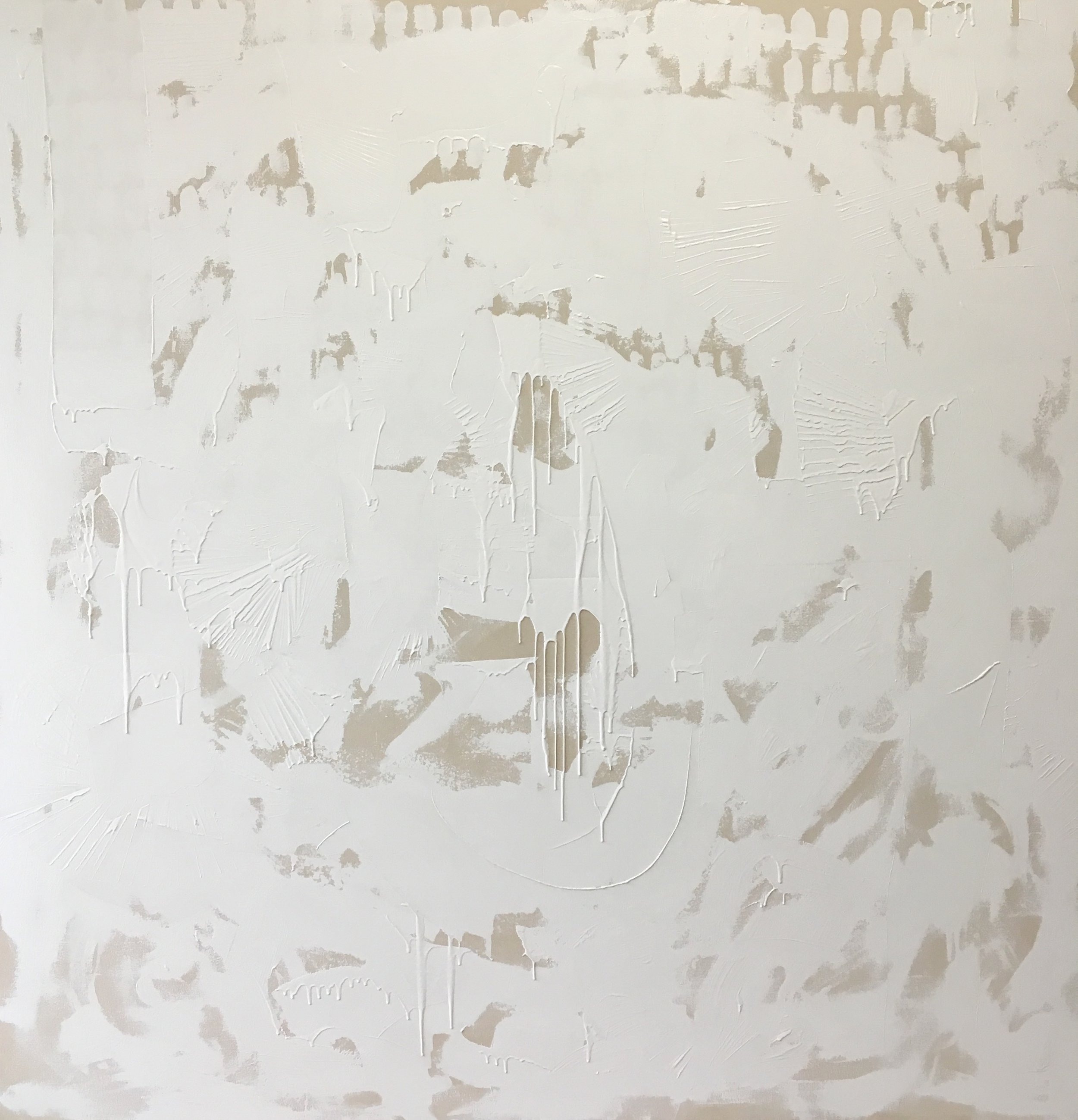 Layer 1 - Ten Layer Painting