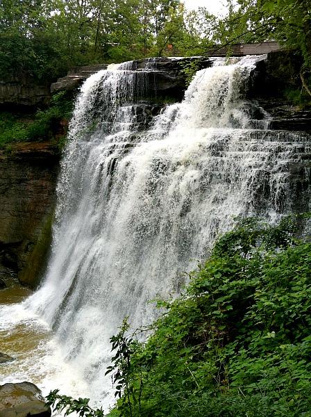 Brandywine Falls - Sagamore Hills, OH