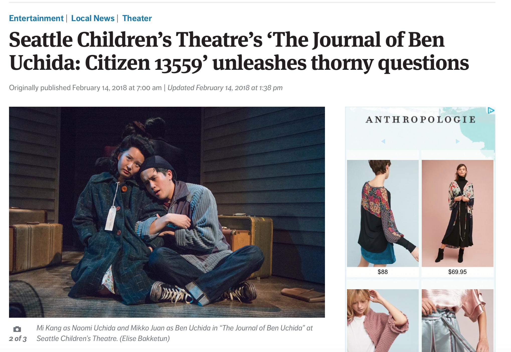 Ben Uchida_ Seattle Times screenshot