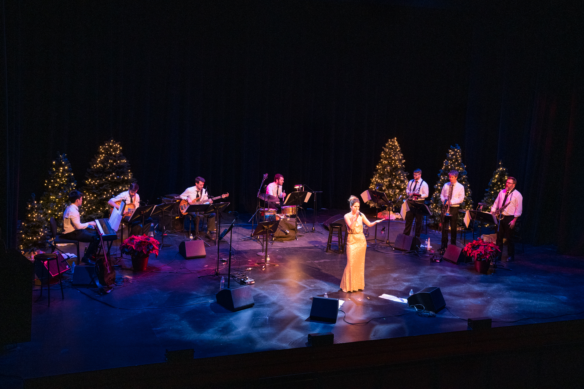 The 2nd Annual A Michelle Kasaboski Christmas I December 16, 2018 I The Grand Theatre