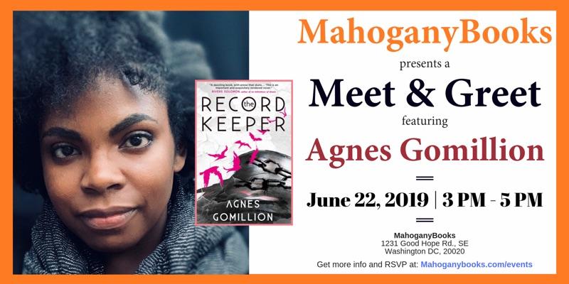 June 22 | A Meet & Greet Book Signing featuring debut