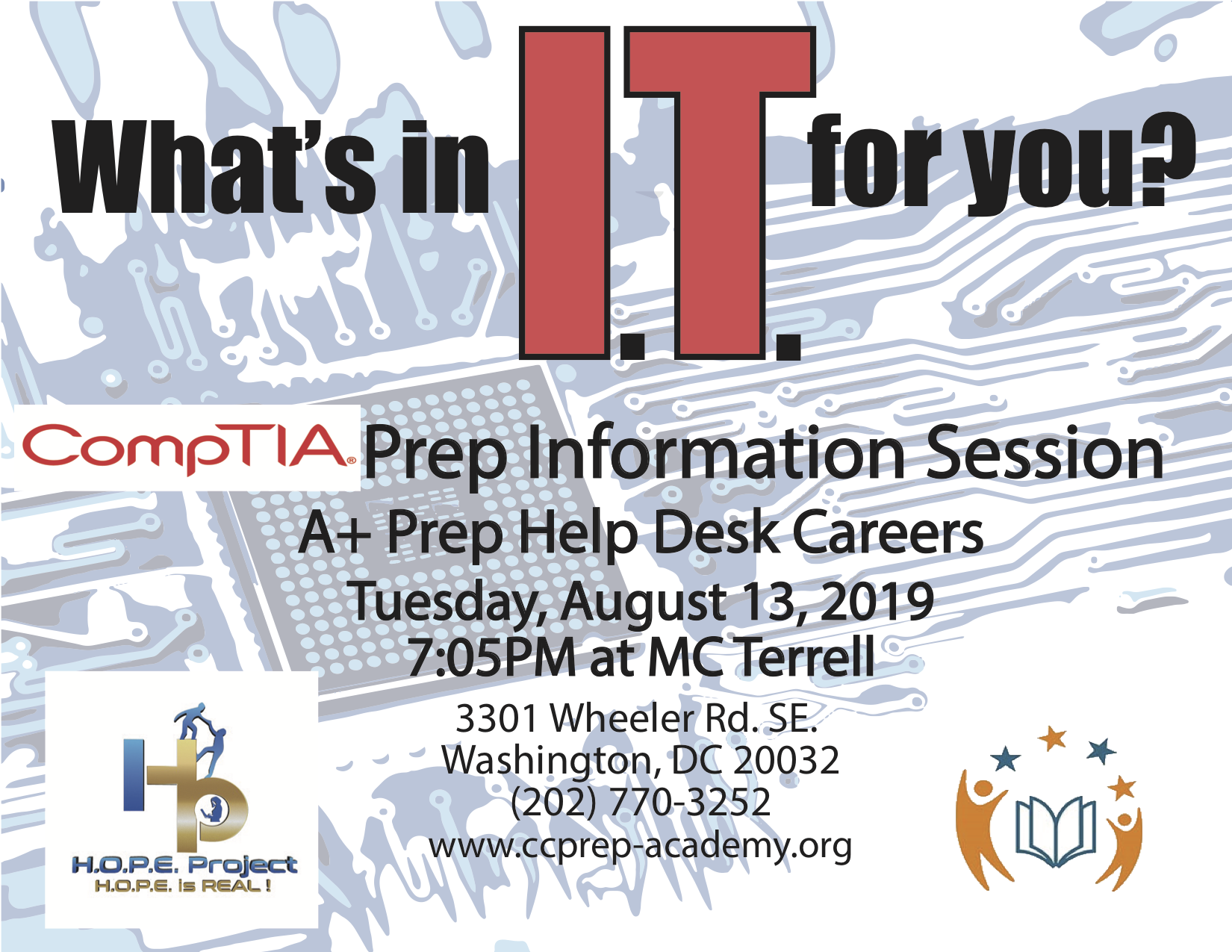 20190813- CompTIA Infosession Aug. 13.png