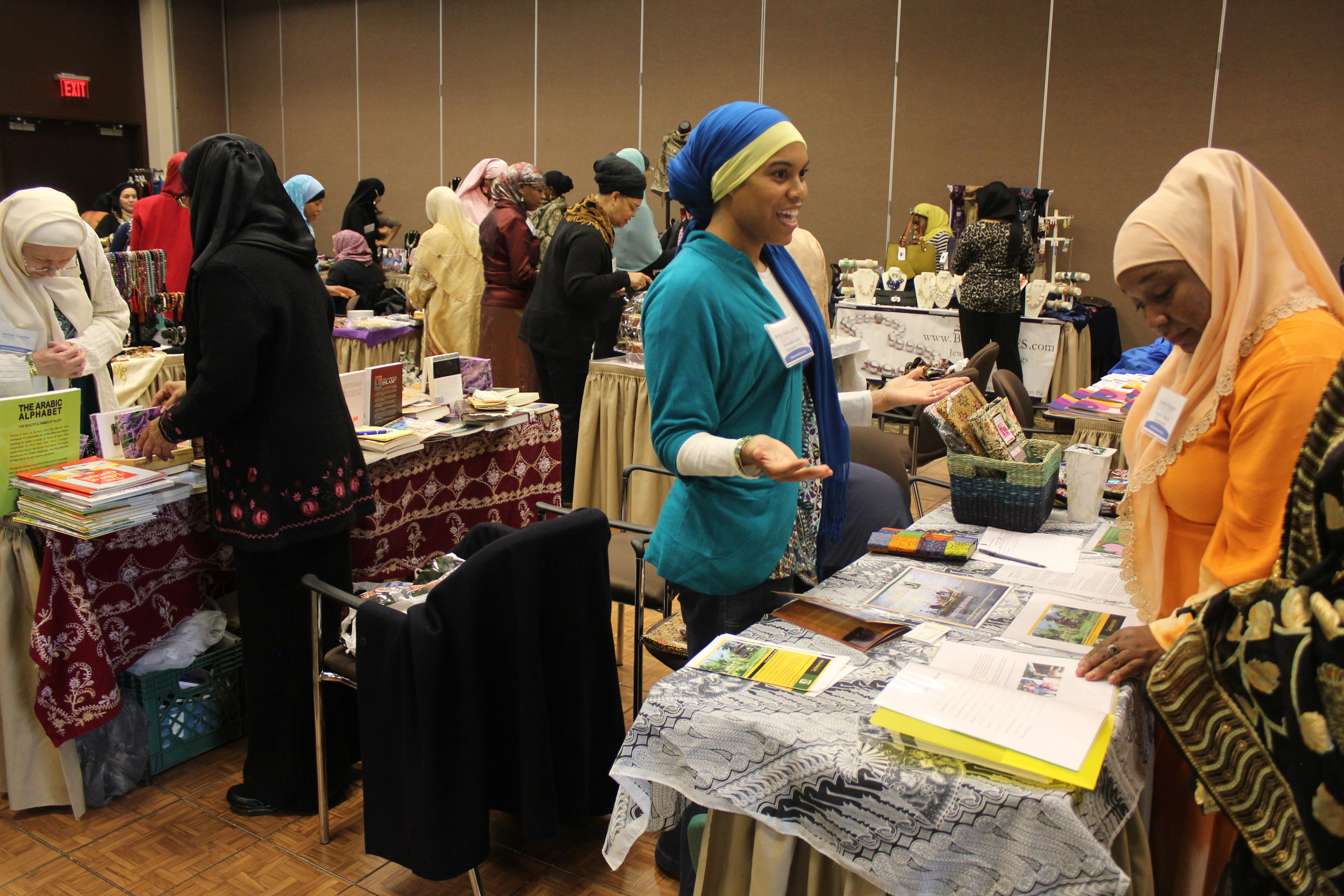 our biennial Sisters' conference -
