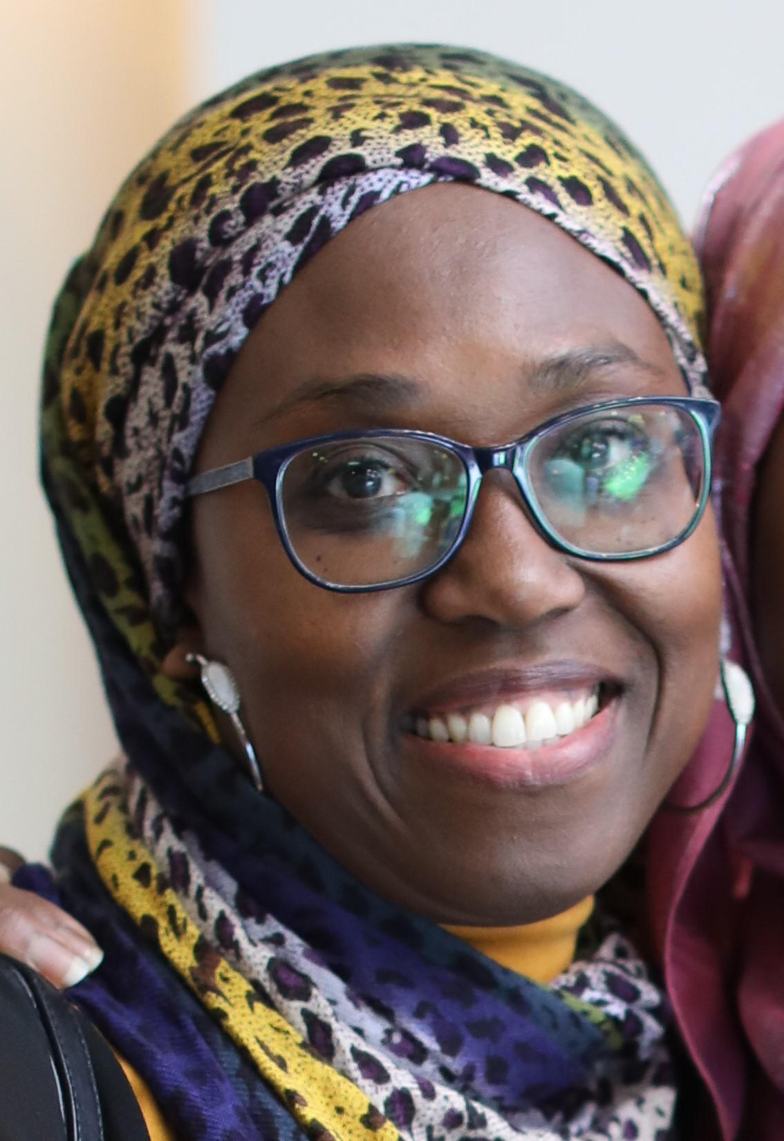 Tayyeba Steele-Hassan, Director of Programs