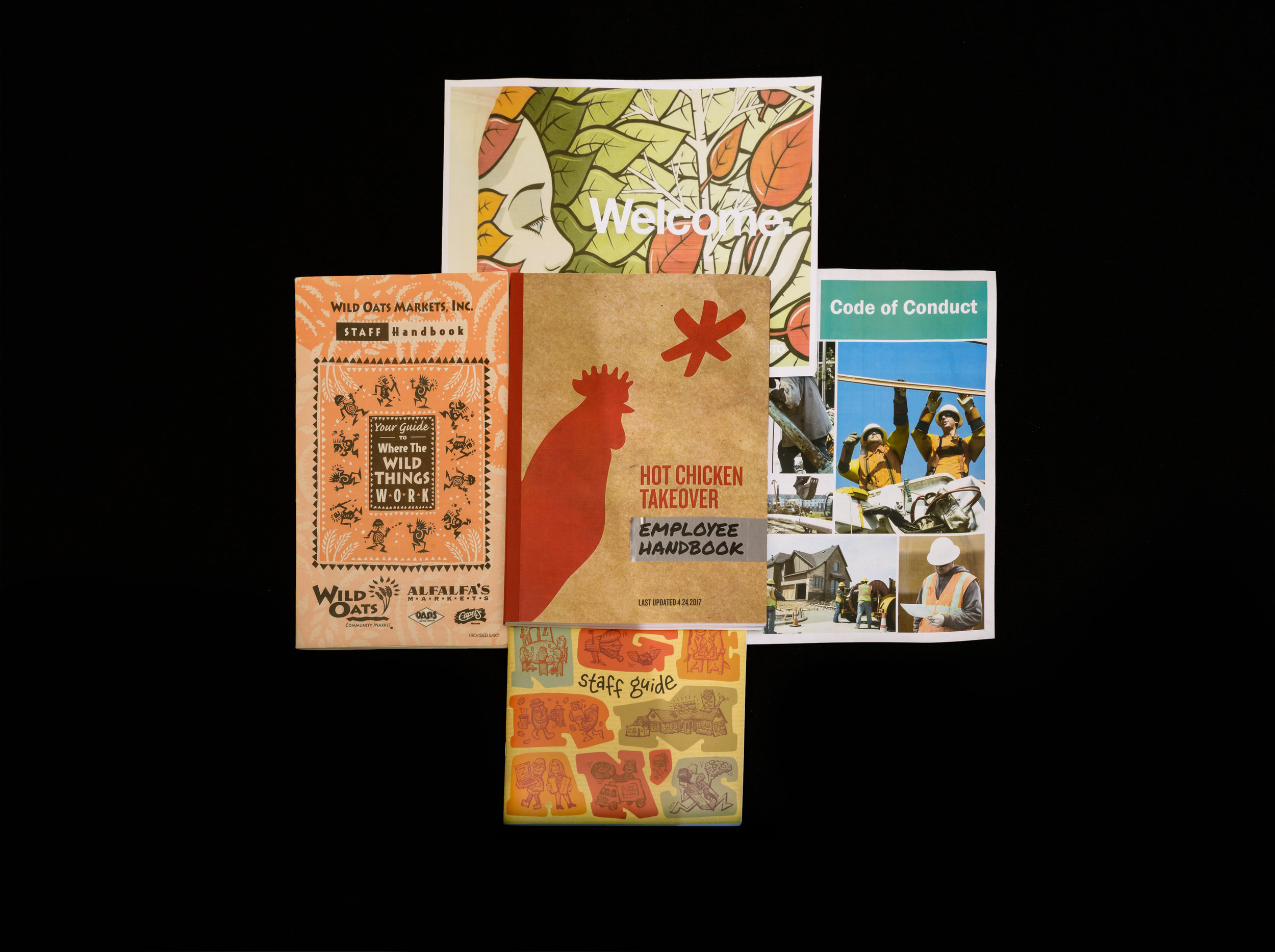 Over 1000 handbooks reviewed!!