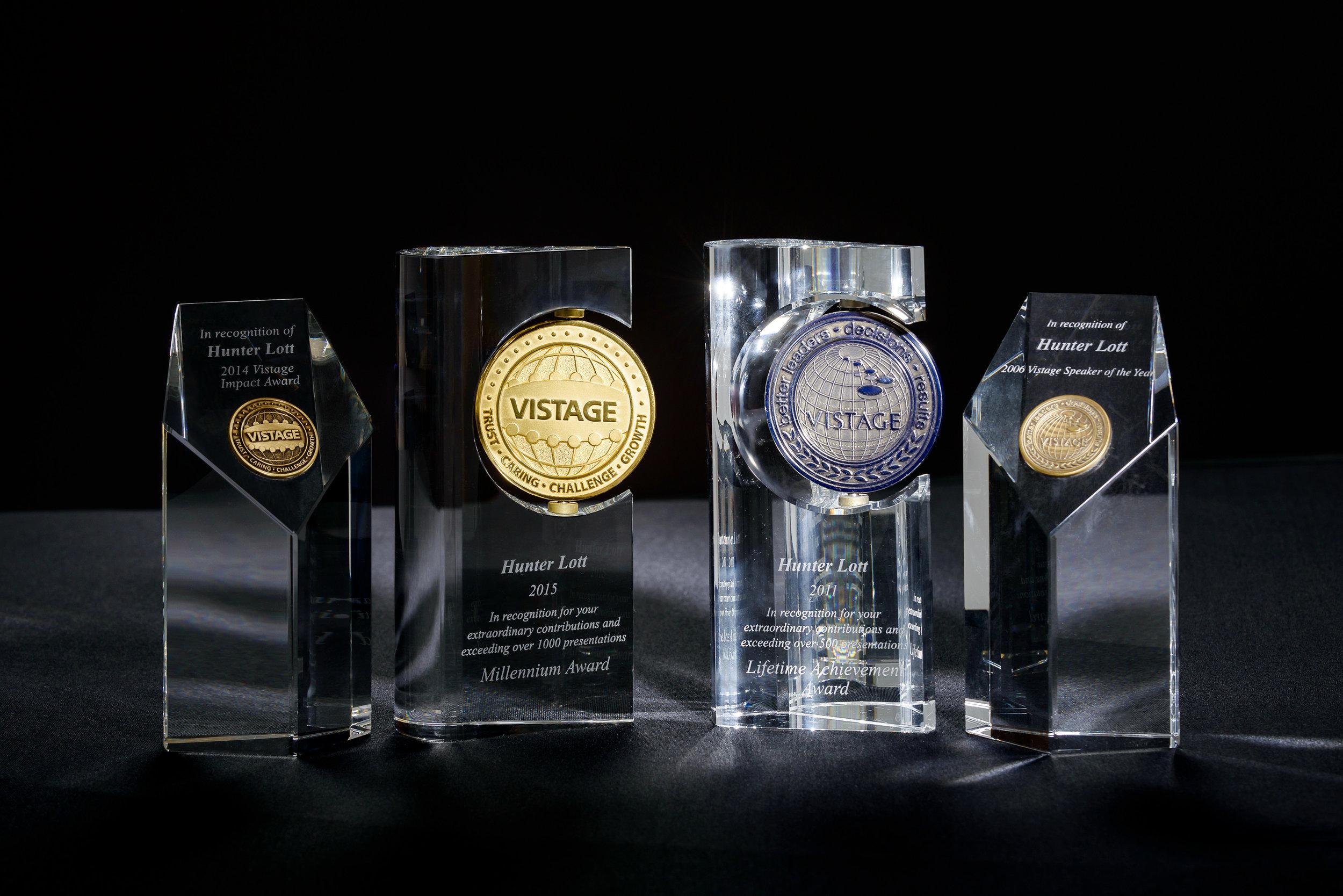 Award Winning Presentations