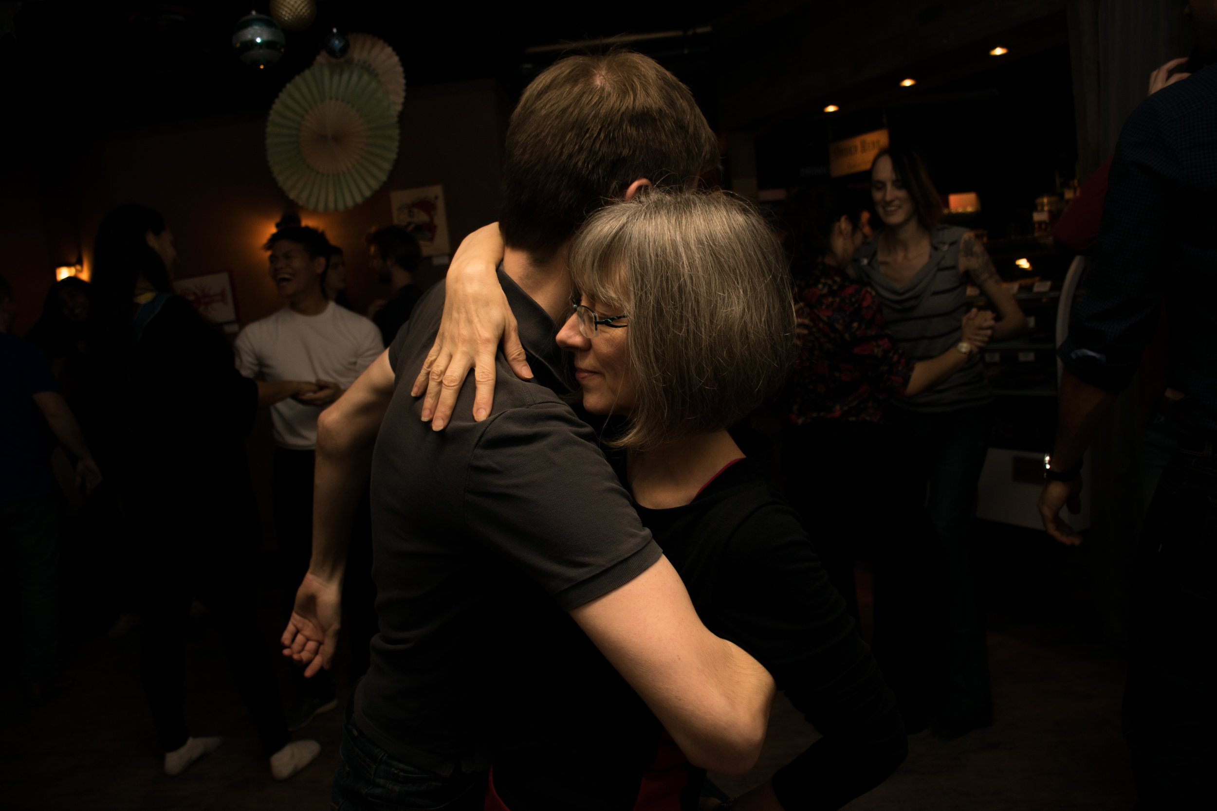 In a social dance environment... - Our goal is to ensure everyone is comfortable and safe. If anyone is making you uncomfortable, please let a staff member or volunteer know.As a private event, we reserve the right to ask anyone to leave if they disrupt the event, enjoyment of others or any other reason we deem reasonable.