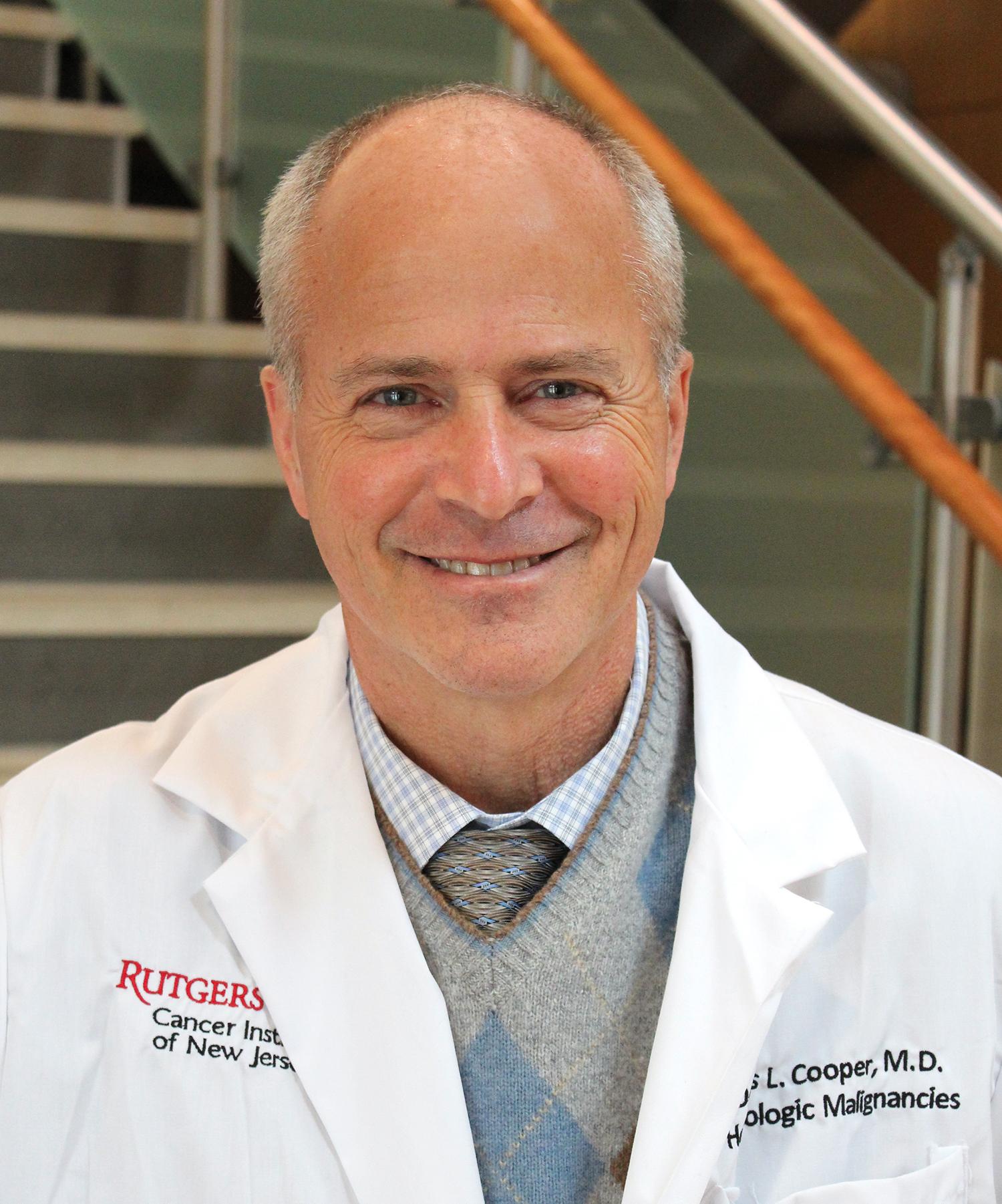 Dennis Cooper, MD -