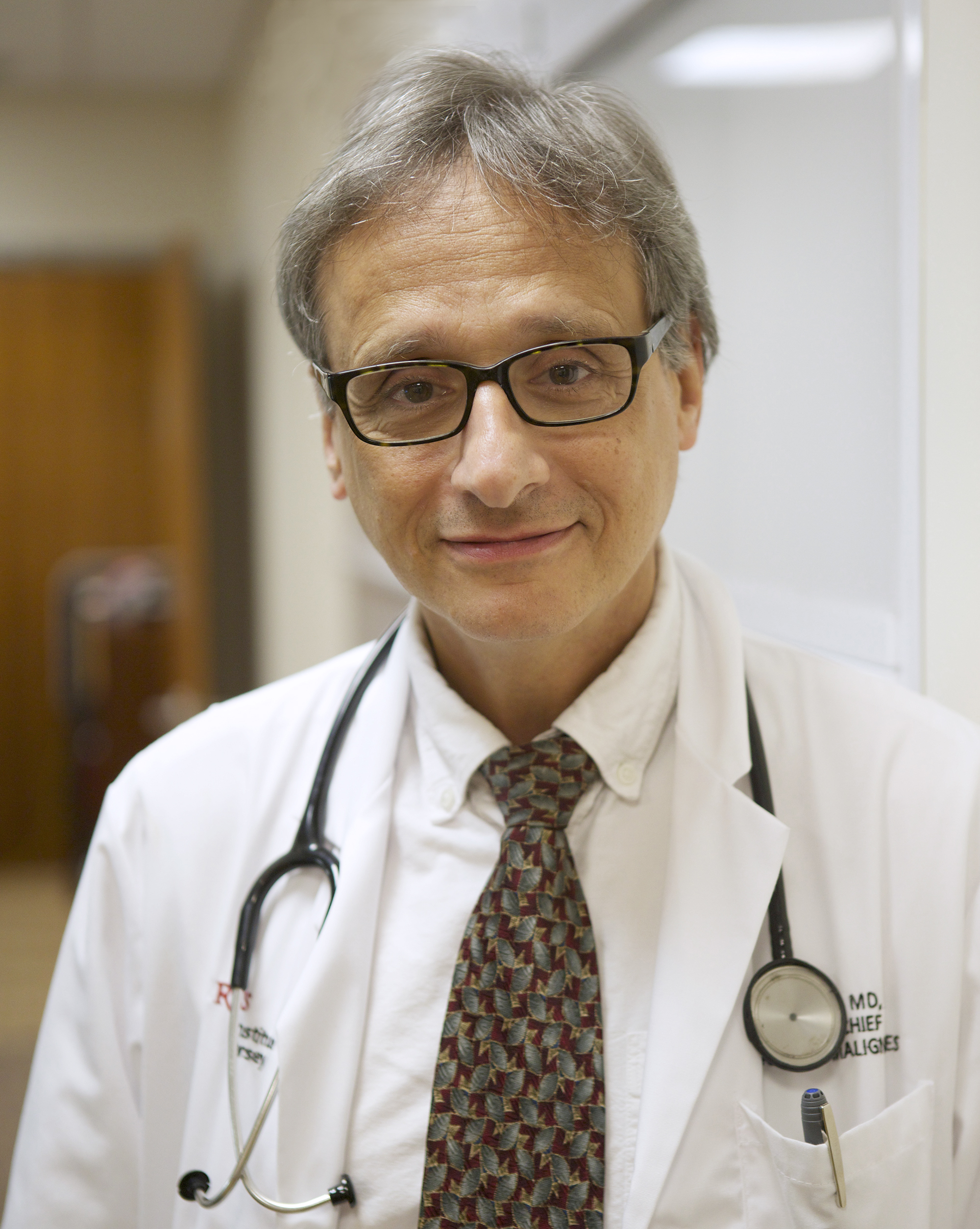Roger Kurt Strair, MD, PhD -