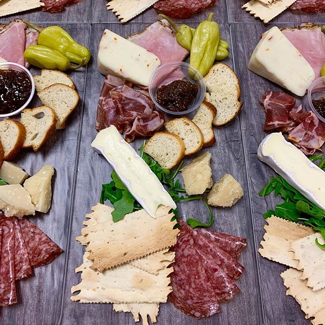 We thank you all for a successful year and wish you a Happy New Year! As you end it in style, enjoy one of our meat and cheese boards tonight at the cafe of @thebank629j . Cheers!
