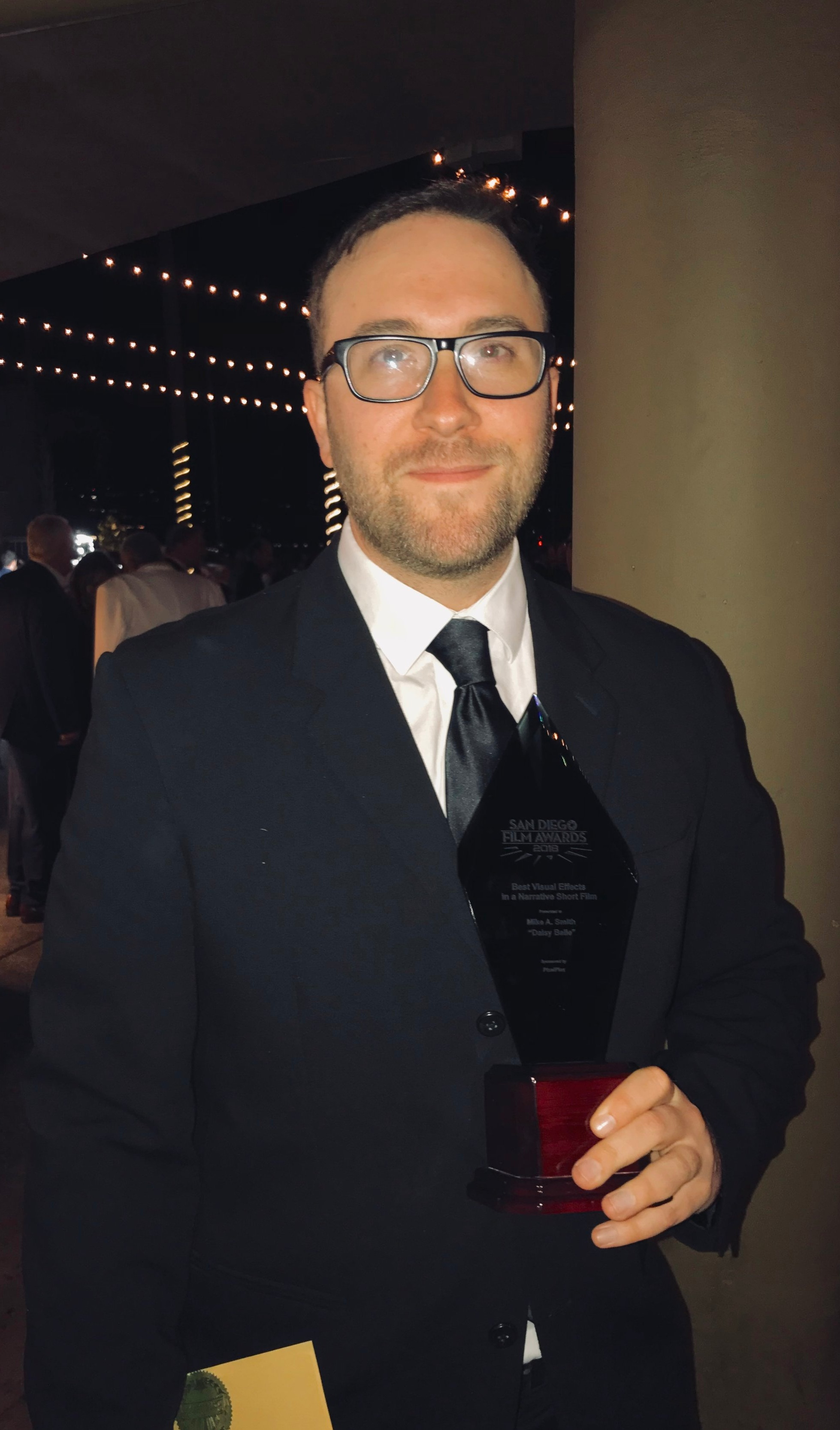Mike Smith - 2D/3D AnimatorMike Smith, an award winning animator, received his degree from Platt College San Diego and has worked in the VFX industry for 10 years as a 3D modeler and animator. He specializes in character animation, product visualization, and motion graphics.