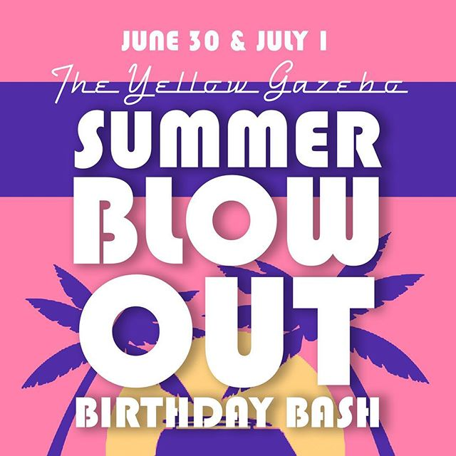 DAY 1 of Birthday Bash complete!  DAY 2  about to commence!  Come in and enjoy 25% off 1 item (not on sale) , register to win $100 gift certificate, 30% off all women's and children's summer clothing, lots of jewelry 50% off, and Shop lokal JULY special ALL Jewelry 20% off💕. That includes FOSSIL❗️. What a SWEET deal😘