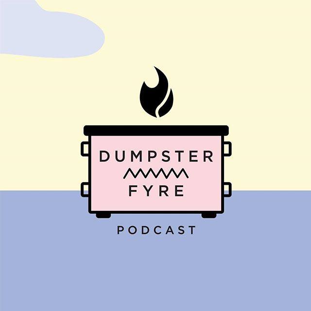 All these things that may seem big and impossible are not. Dumpster Fyre Podcast. Coming soon... #fyrefestival #fyre #dumpsterfyre
