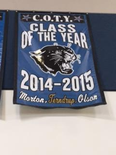 CLASS OF THE YEAR  CHAMPS 2014-15
