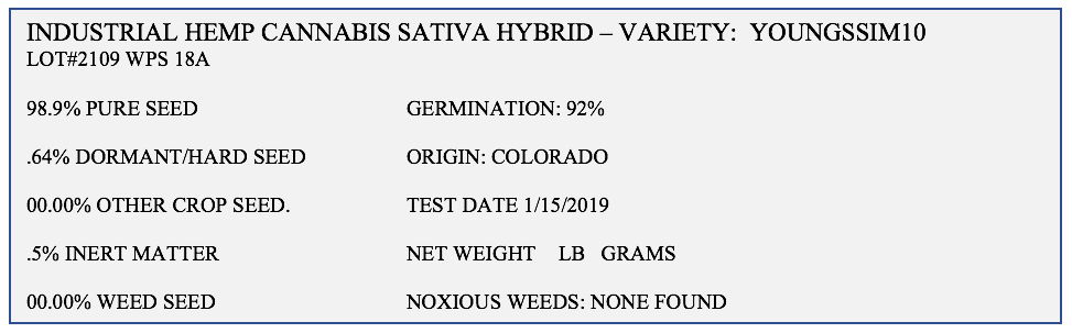 Bulk Wholesale CBD Seeds — Farmtiva