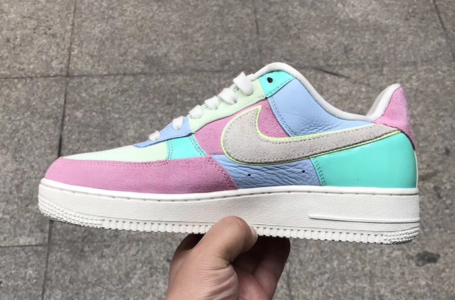 "THE NIKE AIR FORCE 1 LOW ""EASTER EGG"" 2018 — iLL Sneakers"