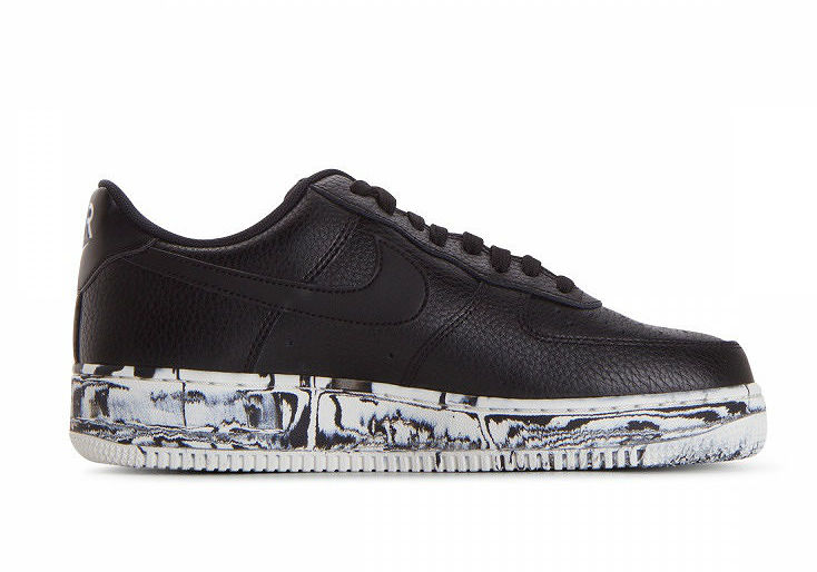 NIKE AIR FORCE 1 LOW DROPS WITH MARBLE SOLES — iLL Sneakers
