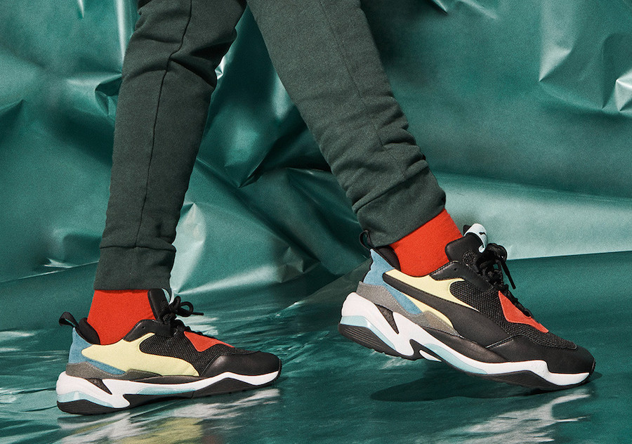 THE OFFICIAL PUMA THUNDER SPECTRA