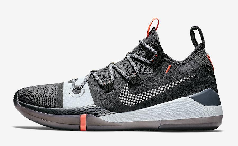 Nike Kobe Ad Black Multi Color Ill Sneakers Certified For Sneakerhead