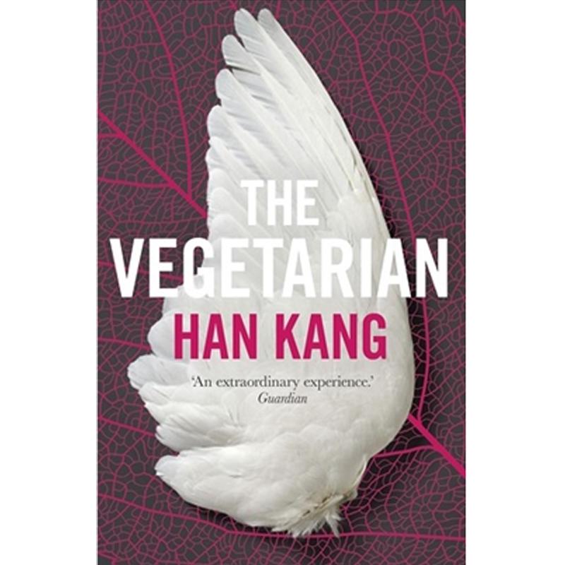 THE VEGETARIAN - by Han KangGOODREADS   PORTOBELLO